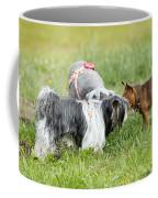 Dog Meeting  Coffee Mug