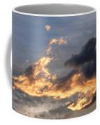 Dog Race Cloudscape 1 Coffee Mug