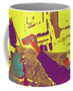 Doge Jumps For Treat 10 Coffee Mug