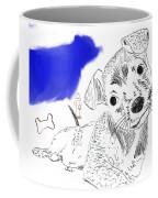 Doggie Dreams Coffee Mug
