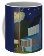 Dogleg On Deep Hole Road Coffee Mug