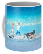 Dogs Day Out Coffee Mug