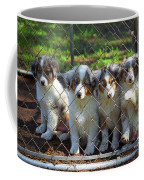 Dogs. Let Us Out #2 Coffee Mug