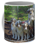 Dogs. Let Us Out #3 Coffee Mug