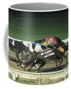 Dogs Racing Coffee Mug