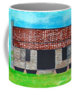 Dogtrot Cracker Home  Coffee Mug