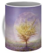 Dogwood In The Lavender Mist Coffee Mug