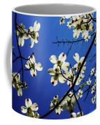 Dogwood In The Sky #2 Coffee Mug