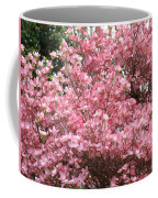 Dogwood Tree Flowers Art Prints Canvas Pink Dogwood Coffee Mug