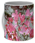Dogwood Trees Flower Blossoms Art Baslee Troutman Coffee Mug