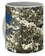 Dogwoods In Bloom Coffee Mug