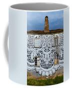 Doily House Coffee Mug