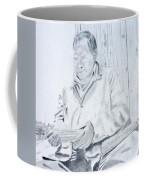 Doing Chores Coffee Mug