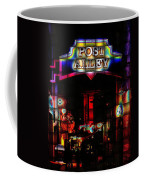 Doing The Post Alley Weave Coffee Mug