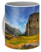 Dolbadarn Castle  Coffee Mug