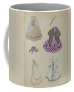 Doll And Wardrobe Coffee Mug