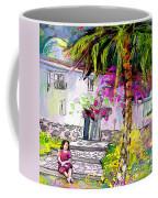 Doll House In Turre Coffee Mug