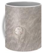 Dollar In The Sand Coffee Mug