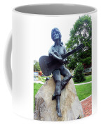 Dolly Pardon Statue 2 Coffee Mug