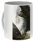 Dolphin Fountain 2 Coffee Mug