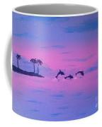 Dolphin Island Coffee Mug