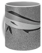 Dolphinfish In Grayscale Coffee Mug