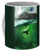 Dolphins Coffee Mug by Svetlana Sewell