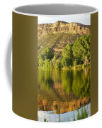 Dome Lake Sunset Coffee Mug