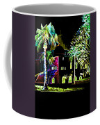 Dome Of The Rock At Night Coffee Mug