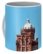Dome On Phanar Greek Orthodox College Coffee Mug