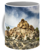 Dome Rock - Joshua Tree National Park Coffee Mug