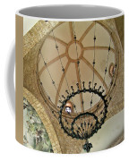 Dome Structure And Decoration Coffee Mug