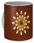 Domed Roof Mandala Coffee Mug