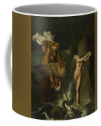 Dominique Ingres   Angelica Saved By Ruggiero Coffee Mug