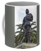 Don Pedro Menendez Coffee Mug