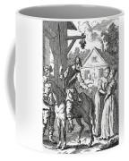 Don Quixote And Sancho Panza By William Coffee Mug