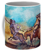 Don Quixote  Coffee Mug