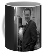 Donald Glaser, American Physicist Coffee Mug