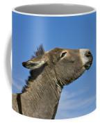 Donkey Demanding A Treat Coffee Mug
