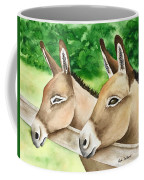 Donkey Duo Coffee Mug