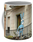 Donkey In The Placa Coffee Mug