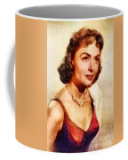 Donna Reed, Vintage Hollywood Actress Coffee Mug
