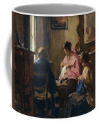 Donne Che Cuciono Coffee Mug