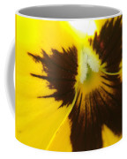 Don't Be A Pansy Coffee Mug