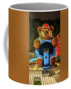 Don't Feed The Bears Coffee Mug