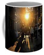 Dont Go Into The Light Coffee Mug