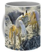 Don't Mess With The Crab Coffee Mug