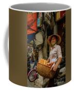 Donut Seller Coffee Mug