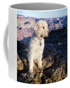 Doodle On Grand Canyon Rim Coffee Mug