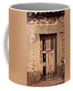Door #3 Coffee Mug